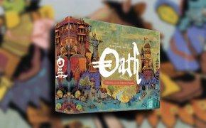 Oath: Cronache di un impero in esilio – recensione del gioco da tavolo