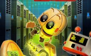 3 Laws of Robotics: copertina