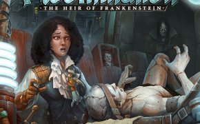 Abomination, the heir of Frankenstein: seconda anteprima Essen 2019