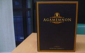 Copertina di Agamemnon
