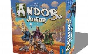 Saranno Goblin: Andor Junior