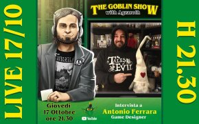 The Goblin Show: Antonio Ferrara