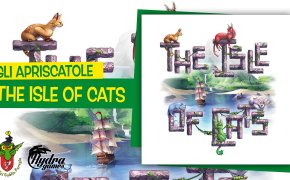 Gli Apriscatole #11: The Isle of Cats
