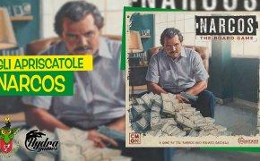 Gli Apriscatole #18: Narcos: Il Gioco da Tavolo