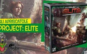 Gli Apriscatole #13: Project: ELITE
