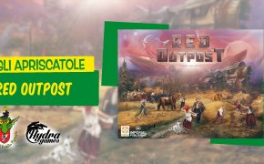 Gli Apriscatole #28: Red Outpost