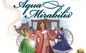 Aqua Mirabilis copertina