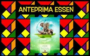 Anteprime Essen 2021: Ark Nova