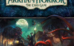 Arkham Horror the card game copertina