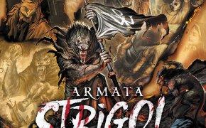 Armata Strigoi: copertina