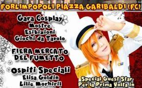 6-7 Settembre Comicspopoli con la Tana dei Goblin Forlì-Cesena