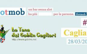 TdG Cagliari allo SlotMob 2015 - No Slot No Stop!