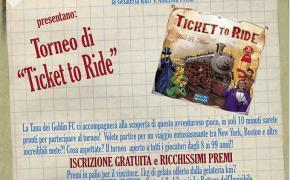 13/06/2015 Torneo ufficiale di Ticket to Ride a Forlimpopoli TDG Forlì-Cesena