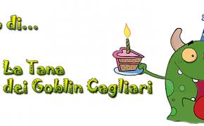 Un anno di... La Tana dei Goblin Cagliari!