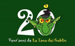20 anni di tana dei goblin