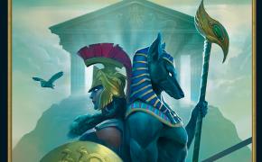 7 Wonders: Duel - Pantheon: anteprima Essen 2016