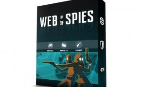 [Crowdfunding] : Web of Spies, a secret agent boardgame
