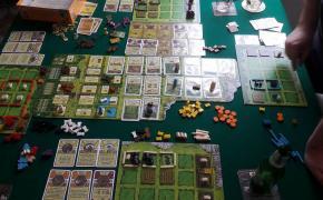 Agricola nuova edizione: partita a 4 giocatori