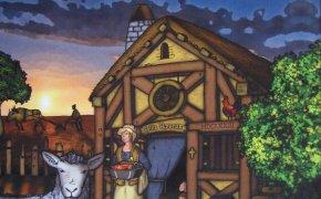 Copertina scatola di Agricola