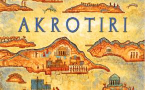 [L'ultimo scaffale in alto a sinistra] AKROTIRI: a spasso per l'Egeo...