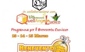 [EVENTI] Benevento COMICON 2015!