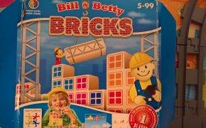 Bill & Betty Bricks copertina