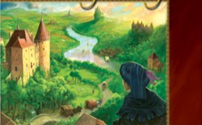 Copertina di The Castle of Burgundy