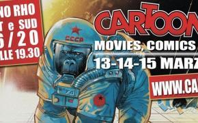 La TdG Milano a Cartoomics 2015!