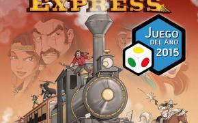 Colt Express: Gioco dell'Anno 2015 in Spagna.