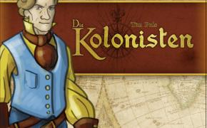 The Colonists: anteprima Essen 2016