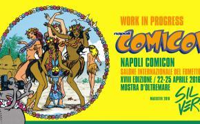 [Report] Voci dal Comicon 2016