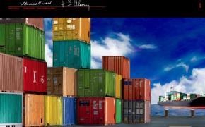[L'Ultimo Scaffale in Alto a Sinistra] Container