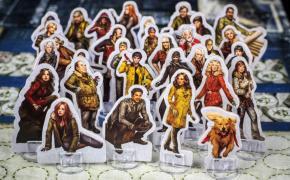 dead of winter personaggi
