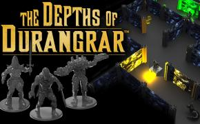 [Crowdfunding] The Depths of Durangrar