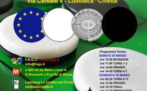 Torneo Europeo di Othello a Roma