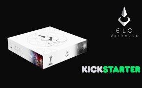 Scatola di Elo Darkness, presto su Kickstarter