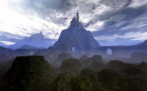 paesaggio fantasy