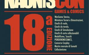 NaonisCON 2014 - Convention di giochi a Pordenone
