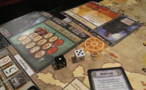 La furia di Dracula: gioco da tavolo