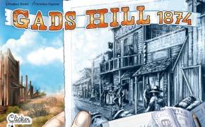 Gads Hill 1874: anteprima Essen 2016