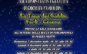 Giochi in comune 2014! Quattro giorni di festa con la Tana dei Goblin Forlì-Cesena