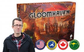 Gloomhaven: intervista all'autore