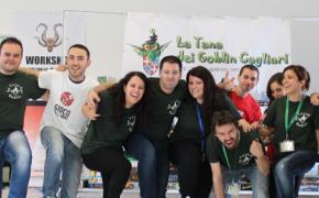 La Tana dei Goblin Cagliari al GioCoMix - Il report