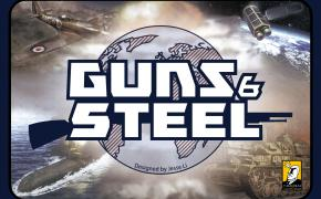 [Anteprima Essen 2015] Guns and Steel
