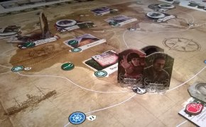 Heldritch Horror: fine partita