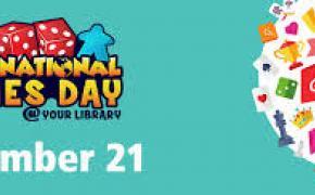 TdG Cagliari e TdG Vicenza per l'international games day @ your library