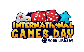 19 Novembre 2016 - International games day @your library