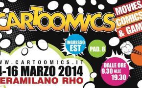 TdG Milano a Cartoomics con il Progetto UESM!