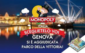 [News] Monopoly Italia: Genova sarà Parco della Vittoria