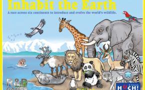 [Anteprima Essen 2015] Inhabit the Earth